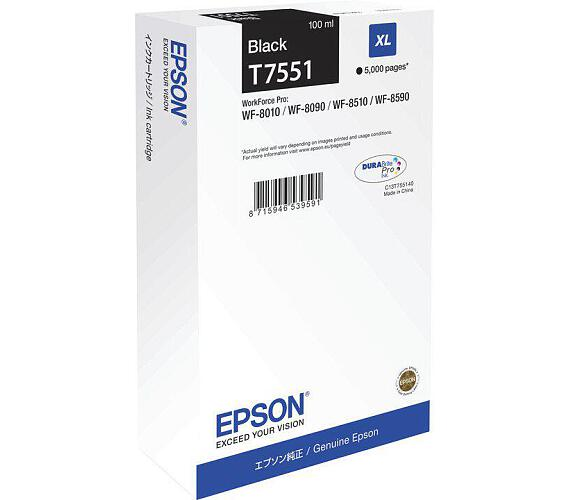 Epson Ink cartridge Black DURABrite Pro