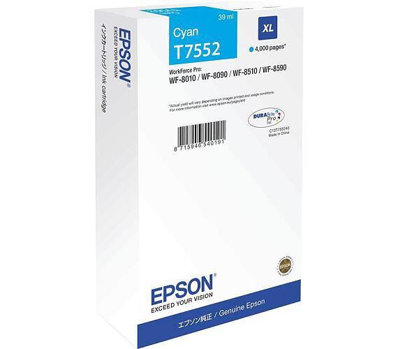 Epson Ink cartridge Cyan DURABrite Pro + DOPRAVA ZDARMA