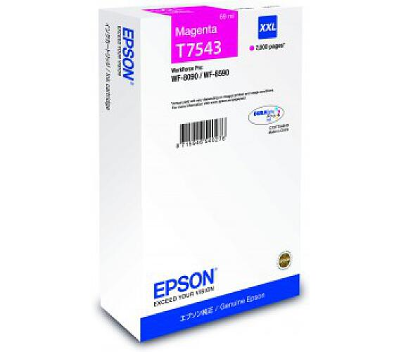 WF-8xxx Series Ink Cartridge XXL Magenta + DOPRAVA ZDARMA