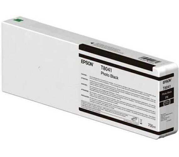 Epson Photo Black T804100 UltraChrome HDX/HD 700ml (C13T804100) + DOPRAVA ZDARMA