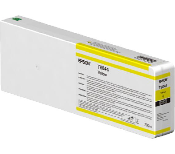 Epson Yellow T804400 UltraChrome HDX/HD 700ml (C13T804400) + DOPRAVA ZDARMA