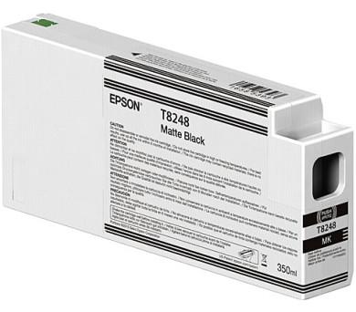 Epson Matte Black T824800 UltraChrome HDX/HD 350ml (C13T824800) + DOPRAVA ZDARMA