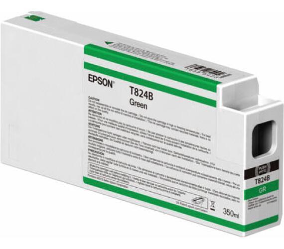 Epson Green T824B00 UltraChrome HDX 350ml (C13T824B00) + DOPRAVA ZDARMA