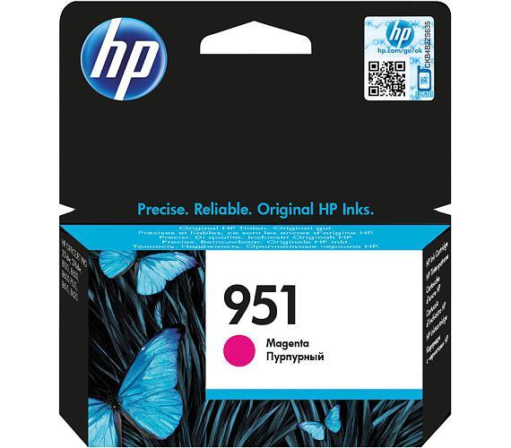 HP 951 purpurová inkoustová kazeta