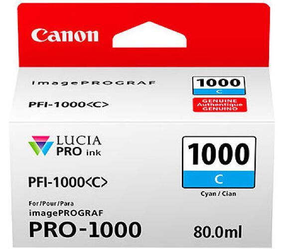 Canon PFI-1000 C + DOPRAVA ZDARMA