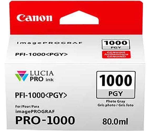 Canon PFI-1000 PGY + DOPRAVA ZDARMA