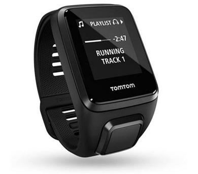 TomTom Spark 3 Cardio + Music + Bluetooth sluchátka (L) + DOPRAVA ZDARMA