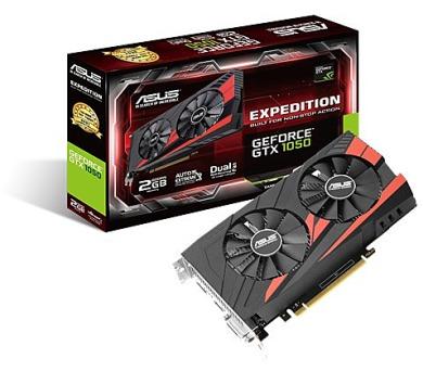 ASUS EX-GTX1050-2G