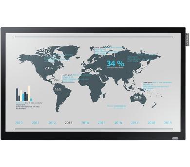 Samsung DB22D-T FHD,HDMI,WiFi,USB,rep,16/7 + DOPRAVA ZDARMA