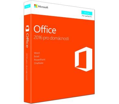 Office 2016 pro domácnosti Eng