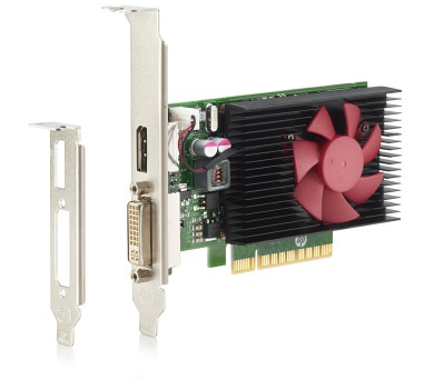 HP Nvidia GeForce GT 730 2GB DVI/DP