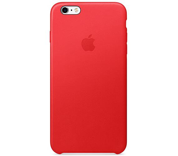 iPhone 6S Plus Leather Case (PRODUCT) RED (MKXG2ZM/A)