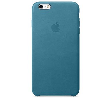 iPhone 6s Plus Leather Case - Marine Blue + DOPRAVA ZDARMA