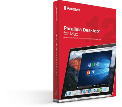 Parallels Desktop 12 for Mac Retail Box EU + DOPRAVA ZDARMA