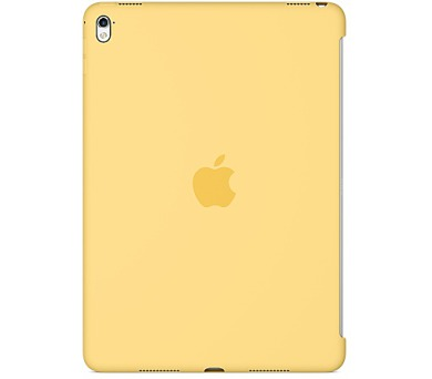 iPad Pro 9,7'' Silicone Case - Yellow (MM282ZM/A)
