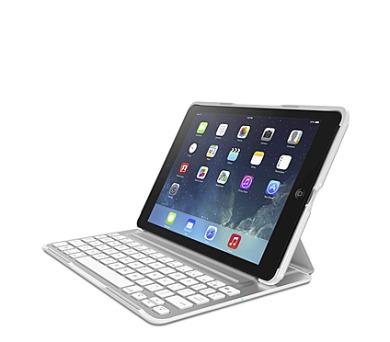 BELKIN QODE Ultimate s kláv iPad Air,bílá + DOPRAVA ZDARMA