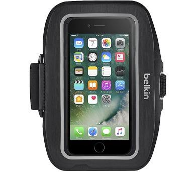 BELKIN SportFit Plus Armband - Black for iPhone 7 (F8W782btC00)