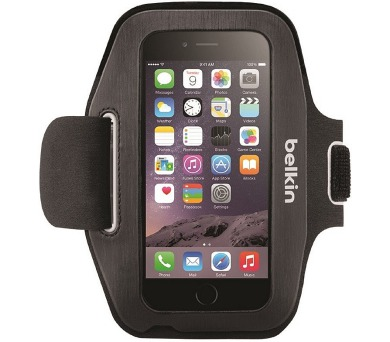 BELKIN pouzdro SPORT-FIT Armband iPhone 6/6s,černé