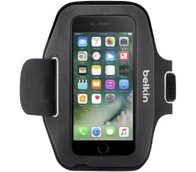 BELKIN SportFit Armband - Black for iPhone 7 + DOPRAVA ZDARMA