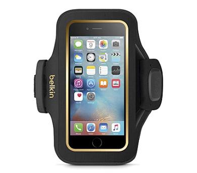 BELKIN bicepsový držák Slim-Fit Plus pro iPhone 6/6s + DOPRAVA ZDARMA