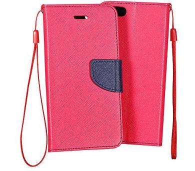 Pouz.Fancy iPhone 4 Pink-Navy + DOPRAVA ZDARMA