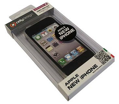CELLY Gelskin iPhone 4/4S