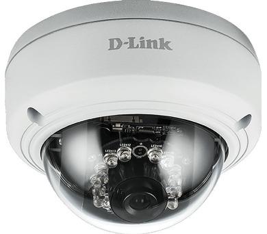 D-Link DCS-4602EV - bílá
