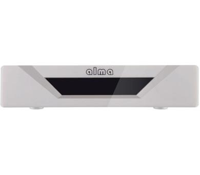 ALMA DVB-T2 HD přijímač 2771 bílý