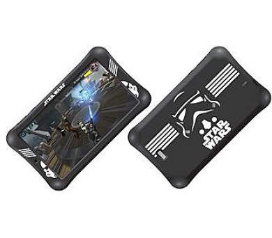 eSTAR Beauty HD 7 WiFi gsm tel. White - Star Wars + DOPRAVA ZDARMA