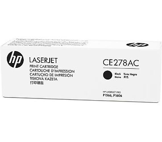 HP 78A - černý Contract Toner