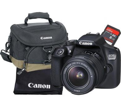 Canon EOS 1300D + 18-55 III DC