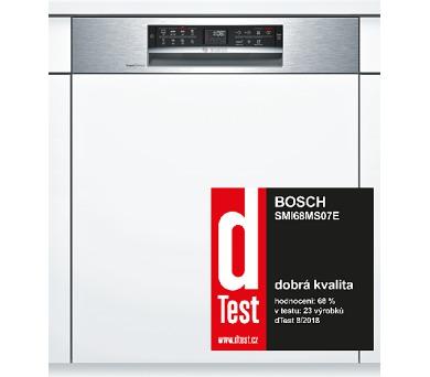 Bosch SMI68MS07E vestavná * Záruka 10 let proti prorezavění