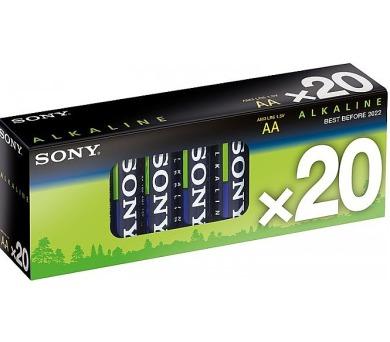 SONY Alkalické baterie AM3M20X