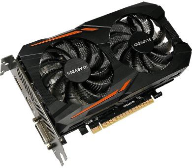 GIGABYTE GTX 1050 OC 2GB (GV-N1050OC-2GD)