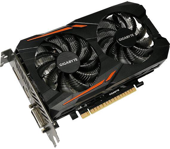 GIGABYTE GTX 1050 Ti OC 4GB