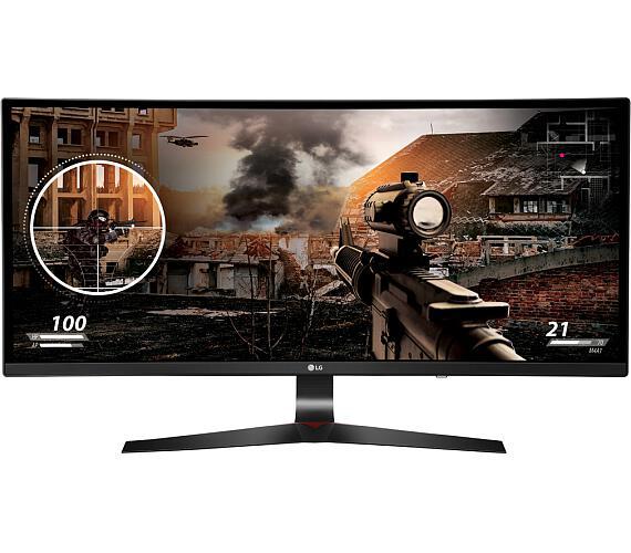 LG LED 34UC79G-B - Full HD