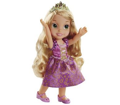 Princezna Locika v třpytivých šatech + DOPRAVA ZDARMA