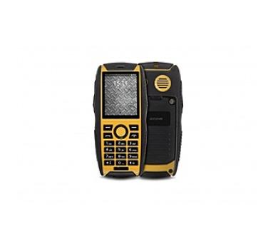 GoClever Quantum 3 220 Rugged - černý/žlutý