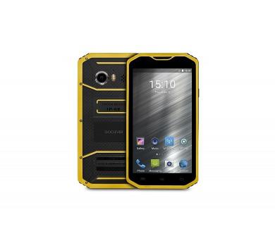 GoClever Quantum 3 550 Rugged LTE Dual SIM - černý/žlutý