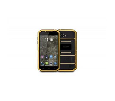 GoClever Quantum 5 500 Rugged LTE Dual SIM - černý/žlutý