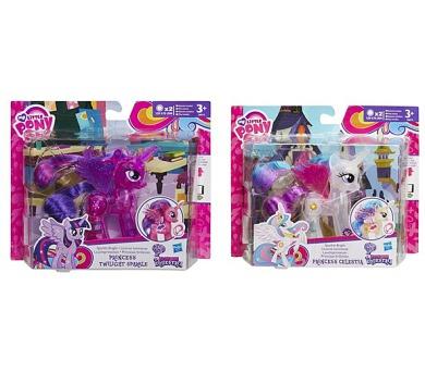 Hasbro třpytivá pony princezna