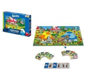 Šmoulové Gargamel společenská hra v krabici 34x23x3,5cm + DOPRAVA ZDARMA