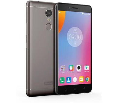 Lenovo Vibe K6 Note DS gsm tel. Dark Grey