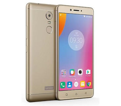 Lenovo Vibe K6 Note DS gsm tel. Gold