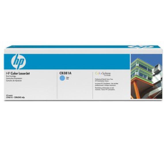 HP tisková kazeta azurová + DOPRAVA ZDARMA