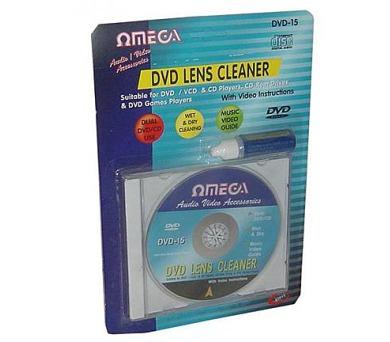 Čistící medium Laserové čočky na DVD/CD/konzoly (pc-08)