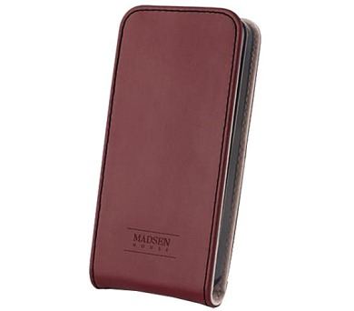 Madsen flipové pouzdro pro iPhone 6/6S červené + DOPRAVA ZDARMA
