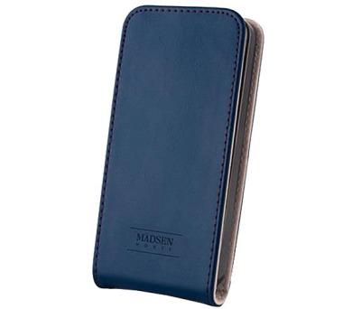 Madsen flipové pouzdro pro iPhone 6/6S modré + DOPRAVA ZDARMA