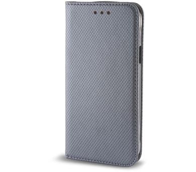 Pouzdro s magnetem iPhone 6/6S steel