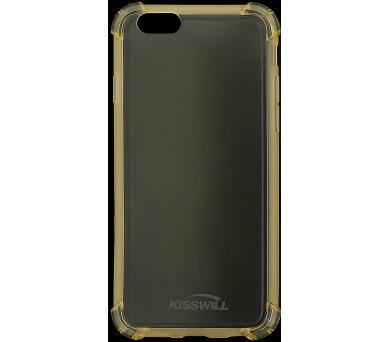 Kisswill Shock TPU Pouzdro Gold pro iPhone 6/6S
